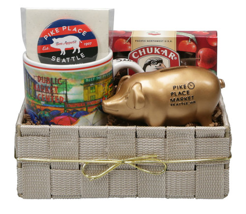 Best of Pike Place Essential Gift Basket