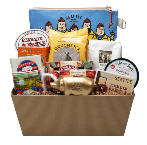 Best of Pike Place Ultimate Gift Basket