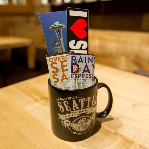 Welcome to Seattle Essential Gift Mug