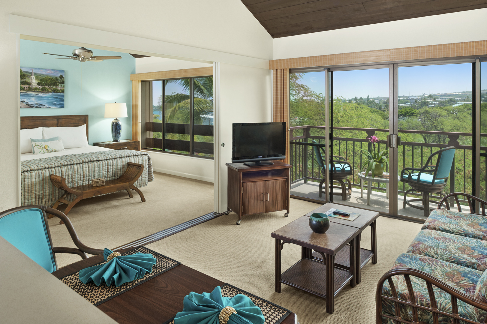 Hawaii-Kona 1 bed/1 bath timeshare for June 3-13 at the Kona Billfisher