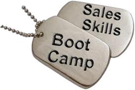 2-Day Strategic Sales Boot Camp