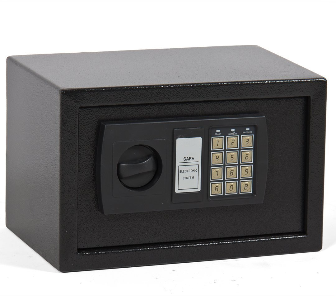 Electronic Digital Safe Home Security Steel Office