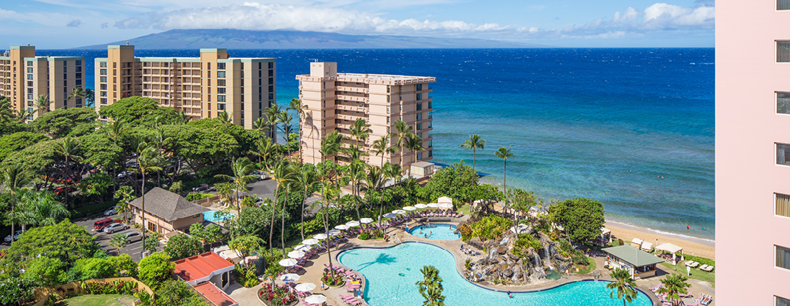 Maui's Ka'anapali Beach Club 8/12 - 8/19