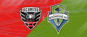Seattle Sounders FC vs DC United