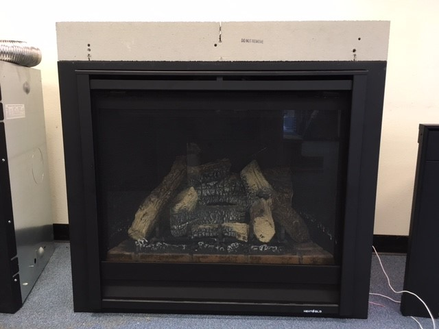 Heat N Glo Fireplace Insert (6000 Builders Model)