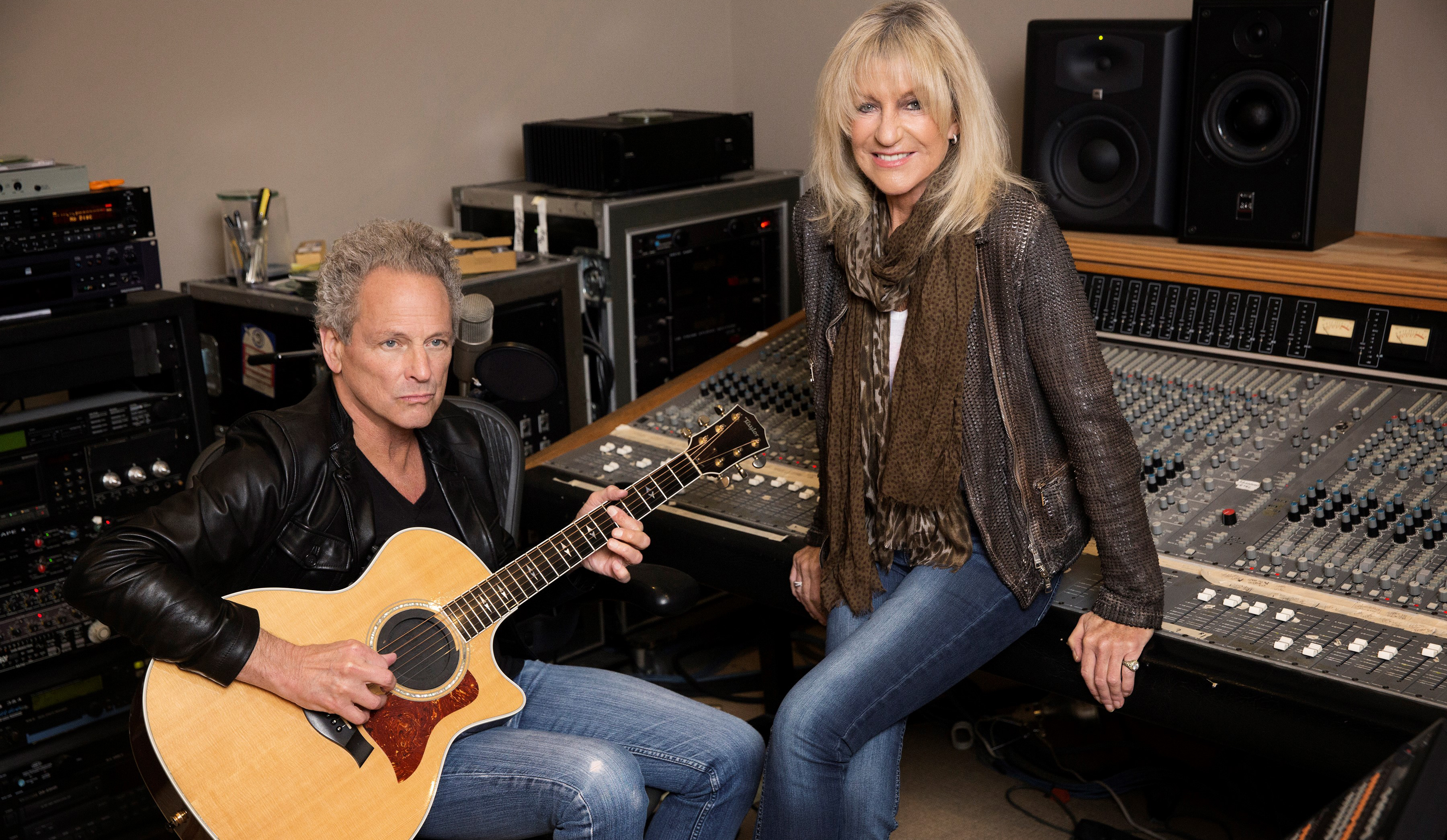 Lindsey Buckingham & Christine McVie Concert Tikcets @ Chateau Winery