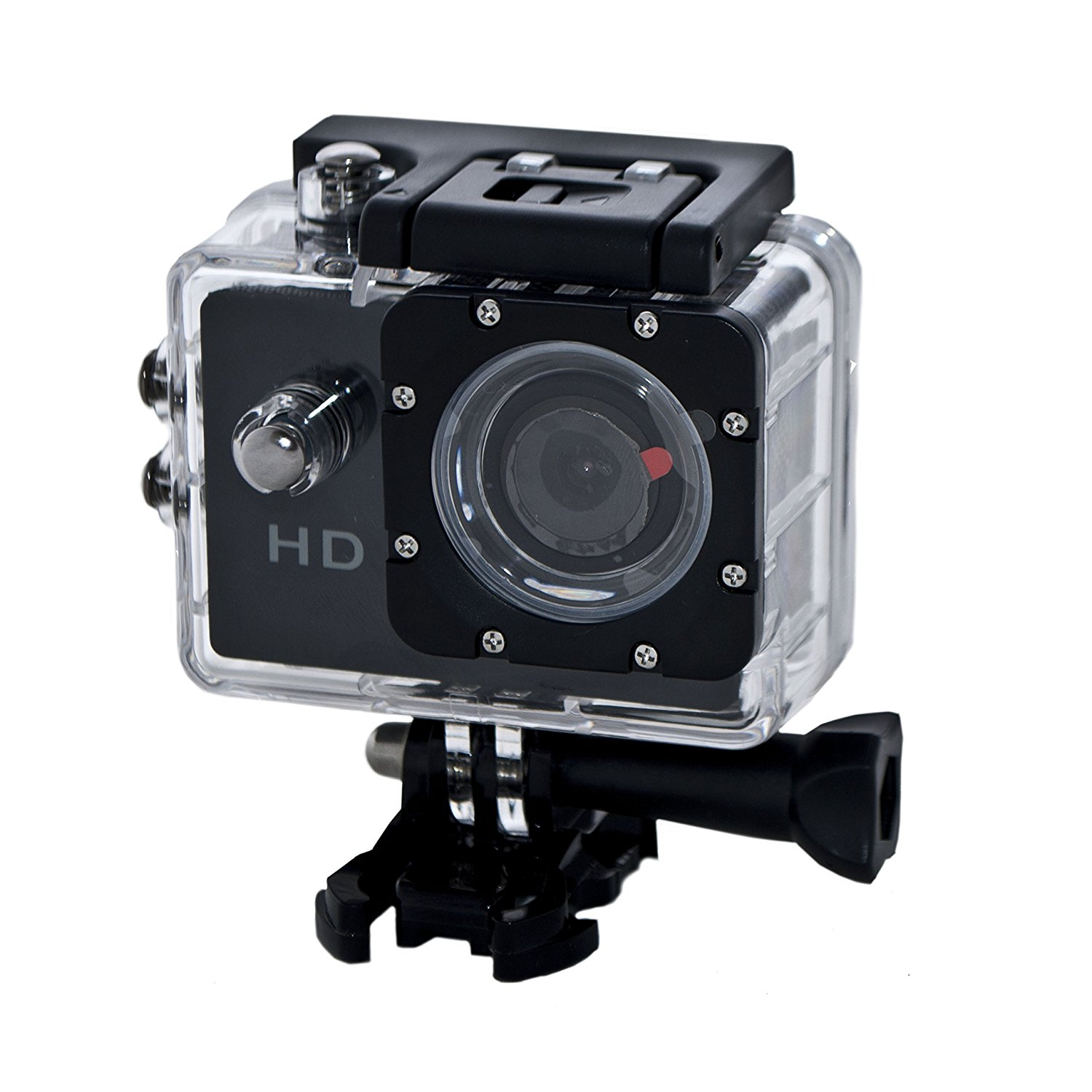 1.5-Inch WiFi HD 720P 12MP Sports Waterproof Digital Camera