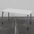 Rectangular Office Table