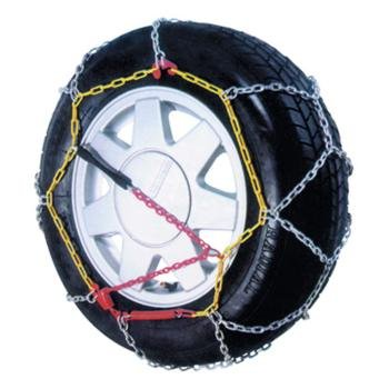 Pair of GudCraft Size 60 Passenger Car Snow Chains-12mm