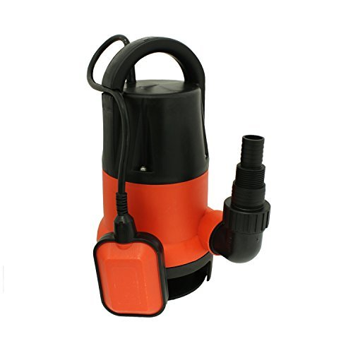 AP202-1 Submersible Dirty/Clean Water Pump 1 HP 3560 Galons Per Hour