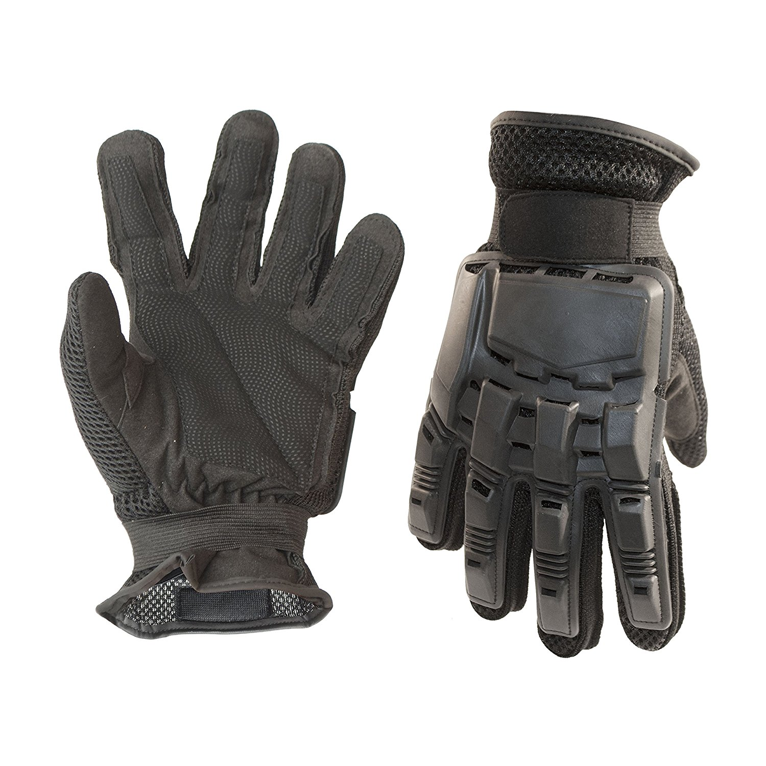 PBFFG43L Large Paintball Airsoft Outdoor Sports Military Tactical Gloves