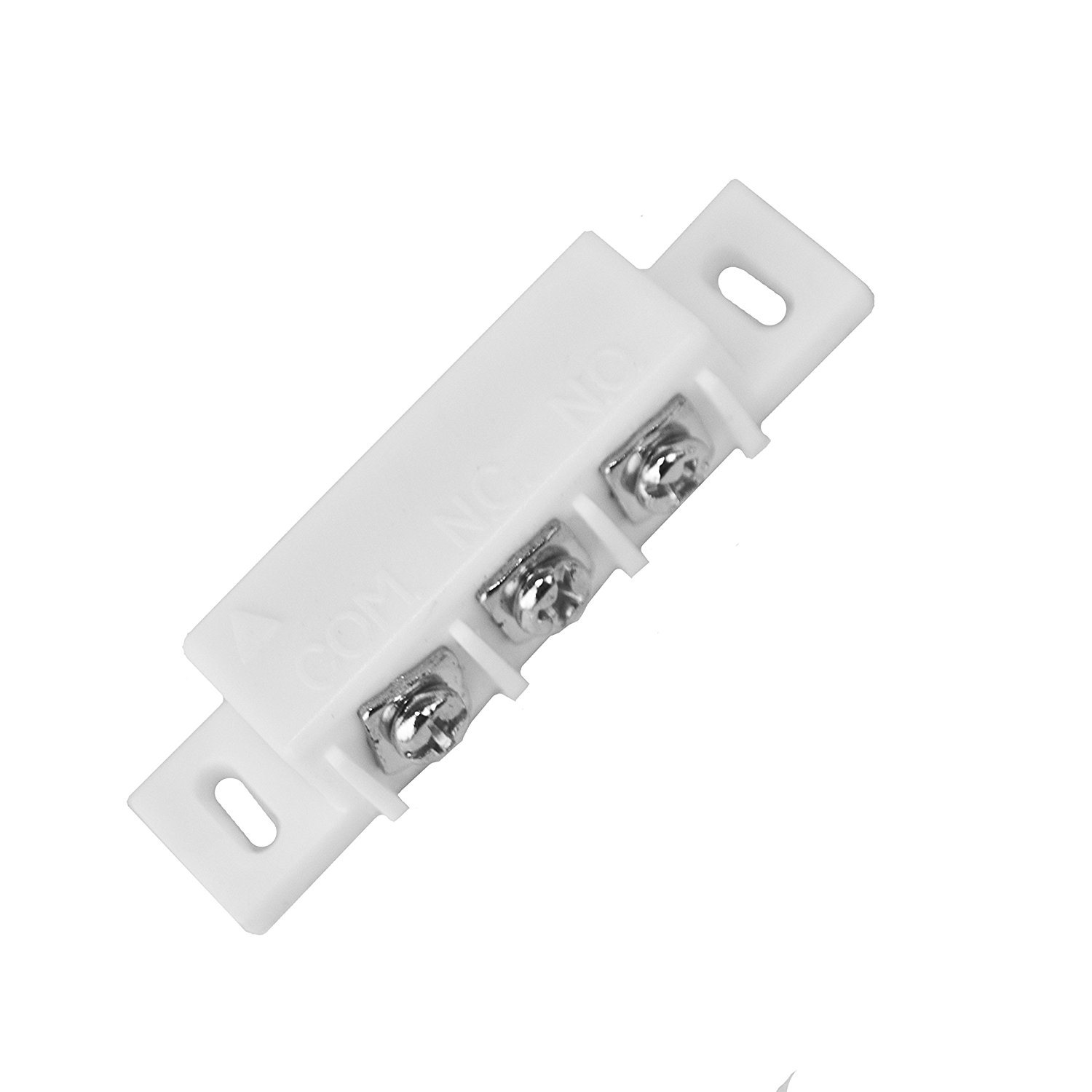 1 Set Magnetic Contact Reed Switch Security Alarm Contact For Doors Windows