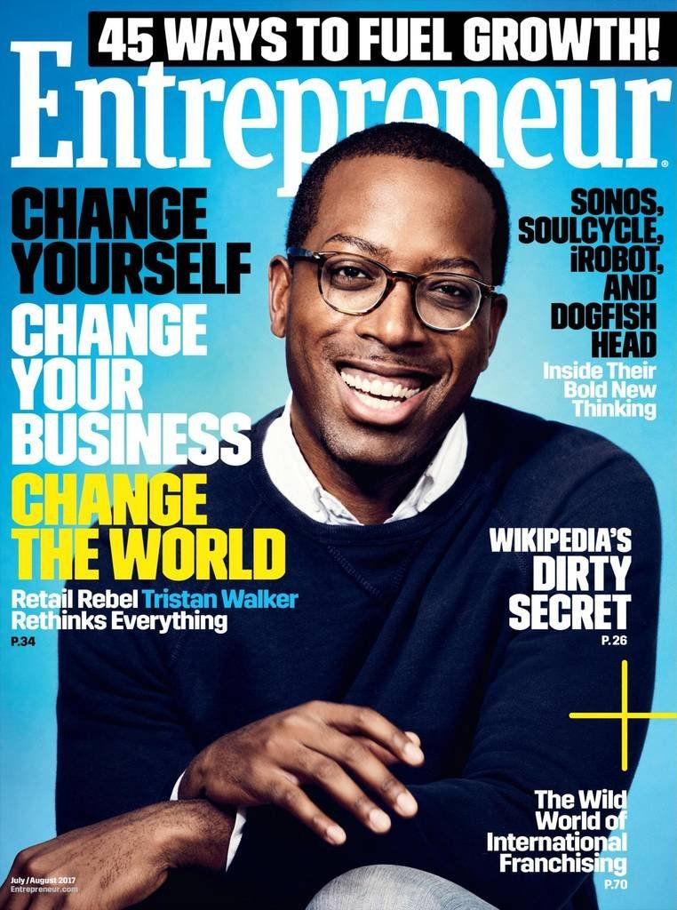 ENTREPRENEUR (40 ISSUES)