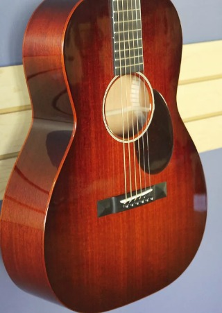 Santa Cruz 1929 OO With Low Profile C Neck 2016 Sunburst