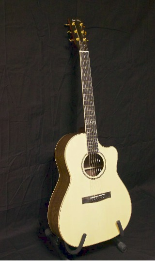 Huss and Dalton Cm- 14 Fret 2015