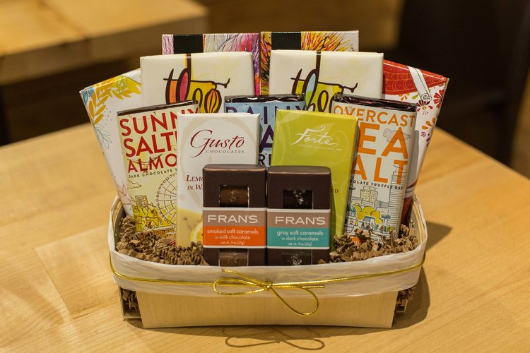 Simply Chocolate Ultimate Gift Basket