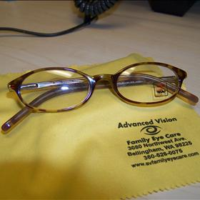 Mossimo Arroyo Glasses