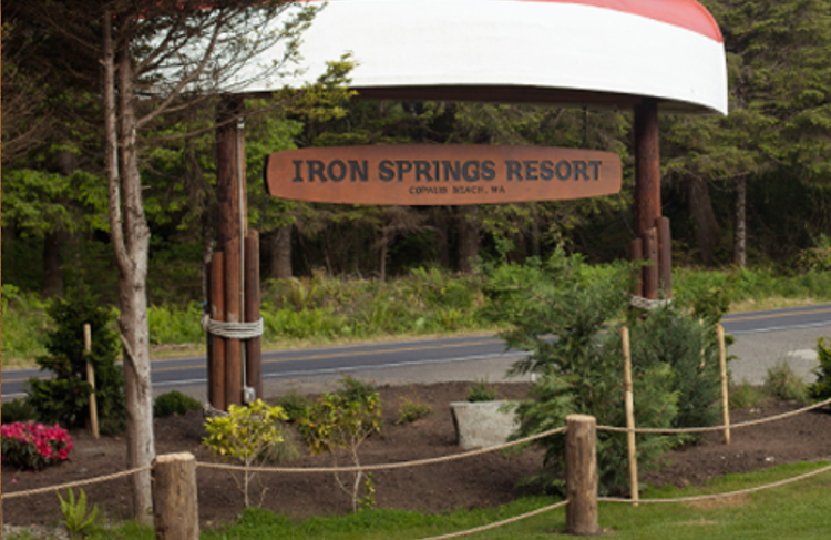 Iron Springs Lodging Certificates $50