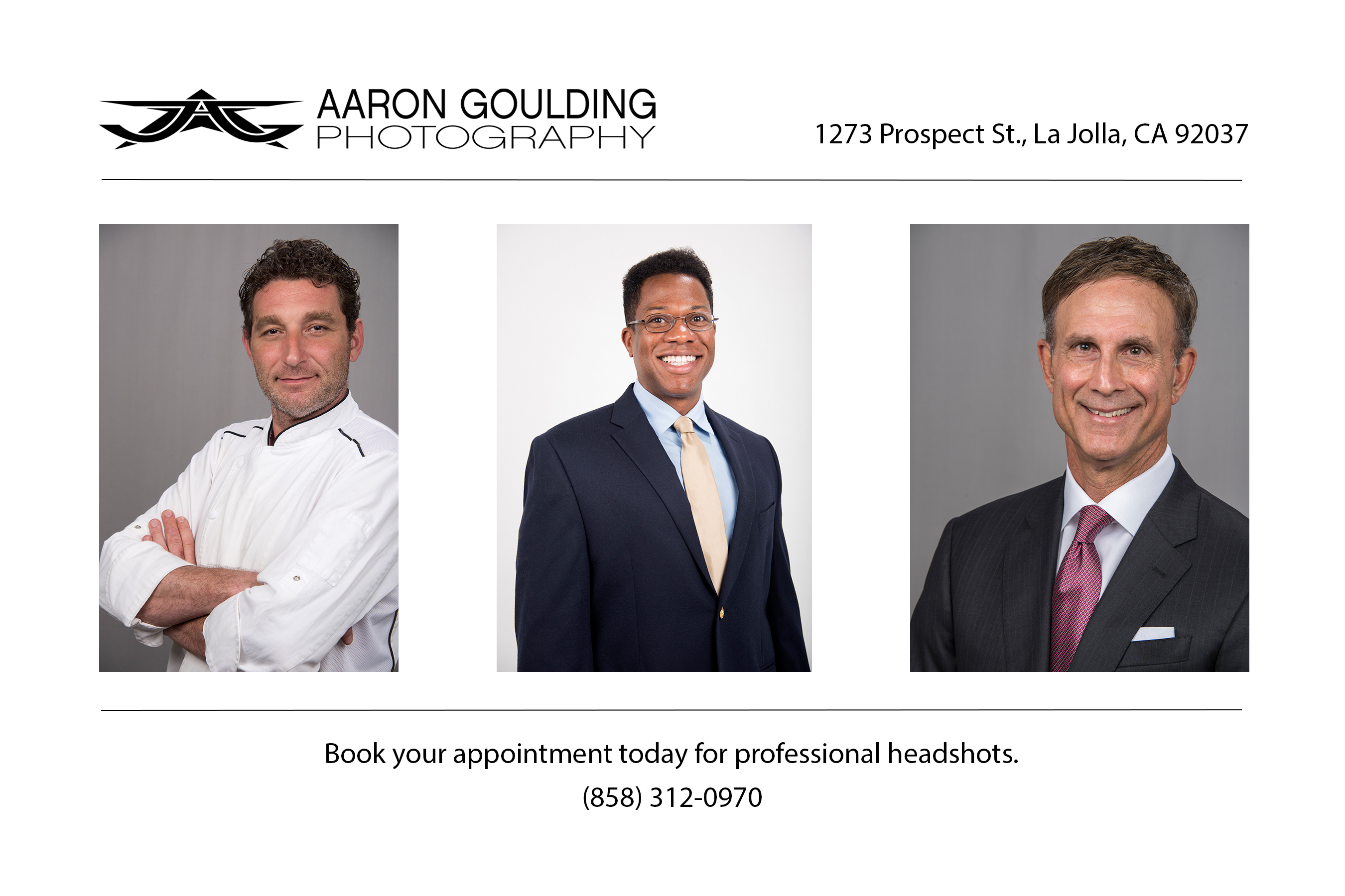 Corporate Headshots
