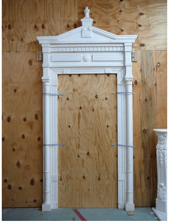 Front Entry Door Surrounds