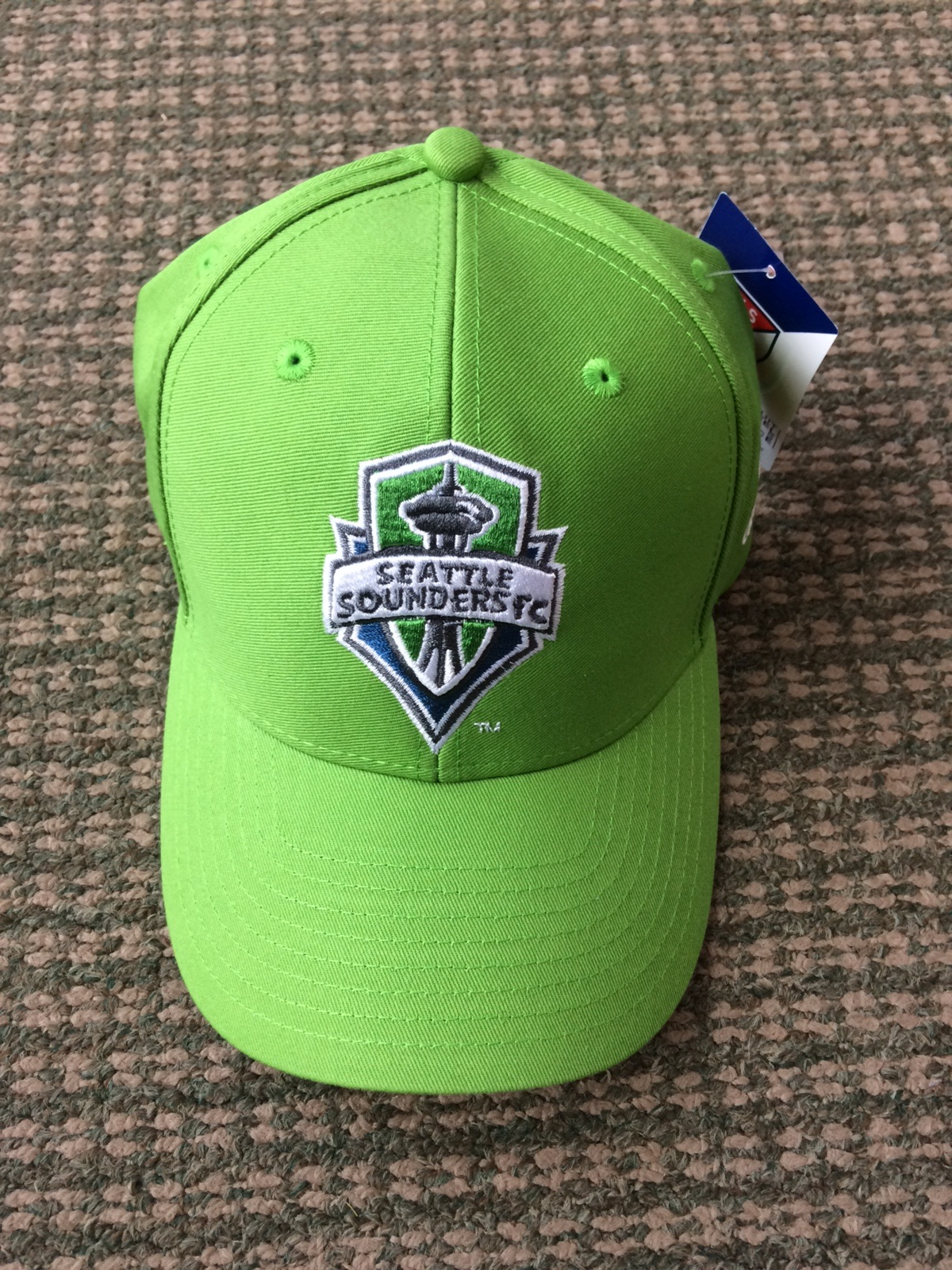Sounders Adjustable Hat
