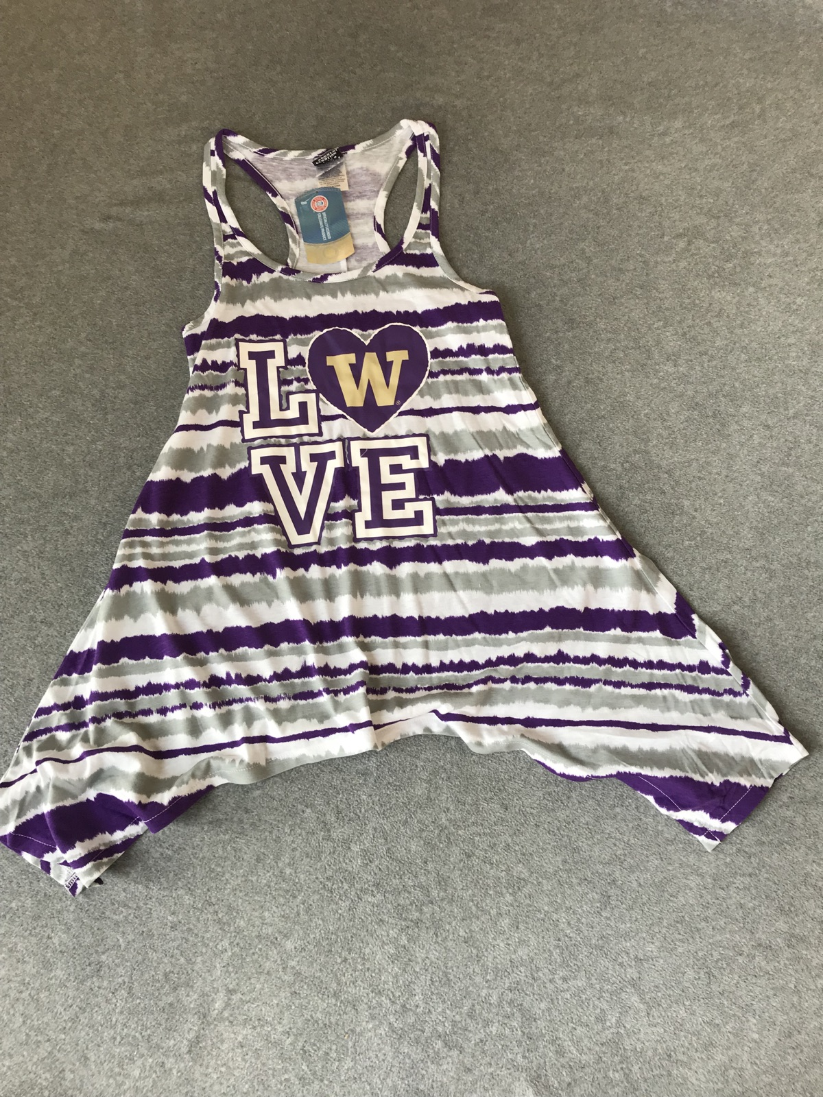 UW Tank Top size small
