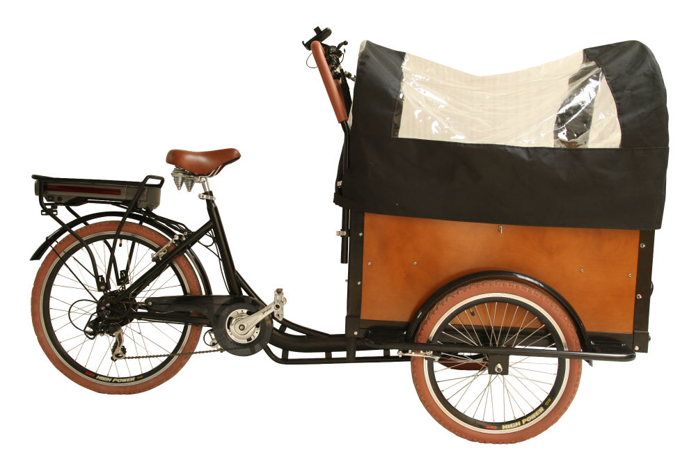 Rickster Electric Cargo Cycles