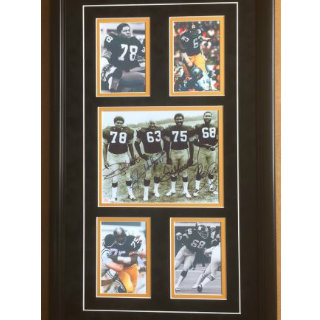 Steel curtain Steelers 1970's  Commemorative