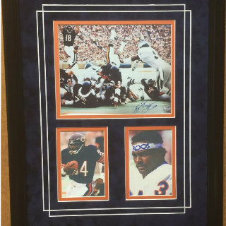 Walter Payton Chicago Bears  NFL Commemorative