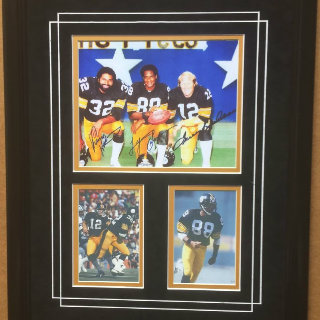Pittsburgh Steelers Legends Commemorative