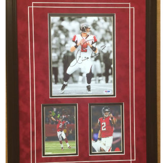 Matt Ryan Atlanta Falcons Commemorative