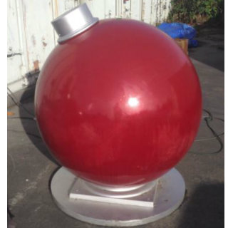 Giant Holiday Ornaments For Sale