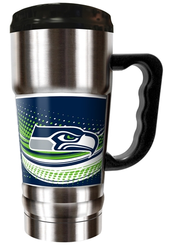 Seahawks 20oz Thermo w/ handle