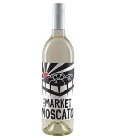 House Wine 2014 Market Moscato (case)