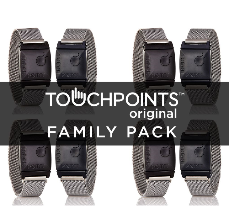 TouchPoints™ Original 4 Pack