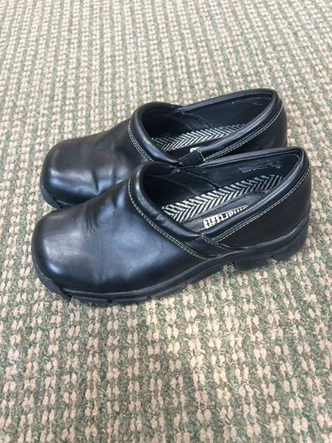 Pre Owned Smart Fit girls shoes size 1.5