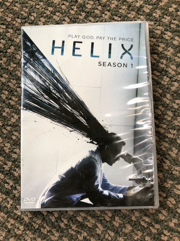 Helix Season One (watched once)