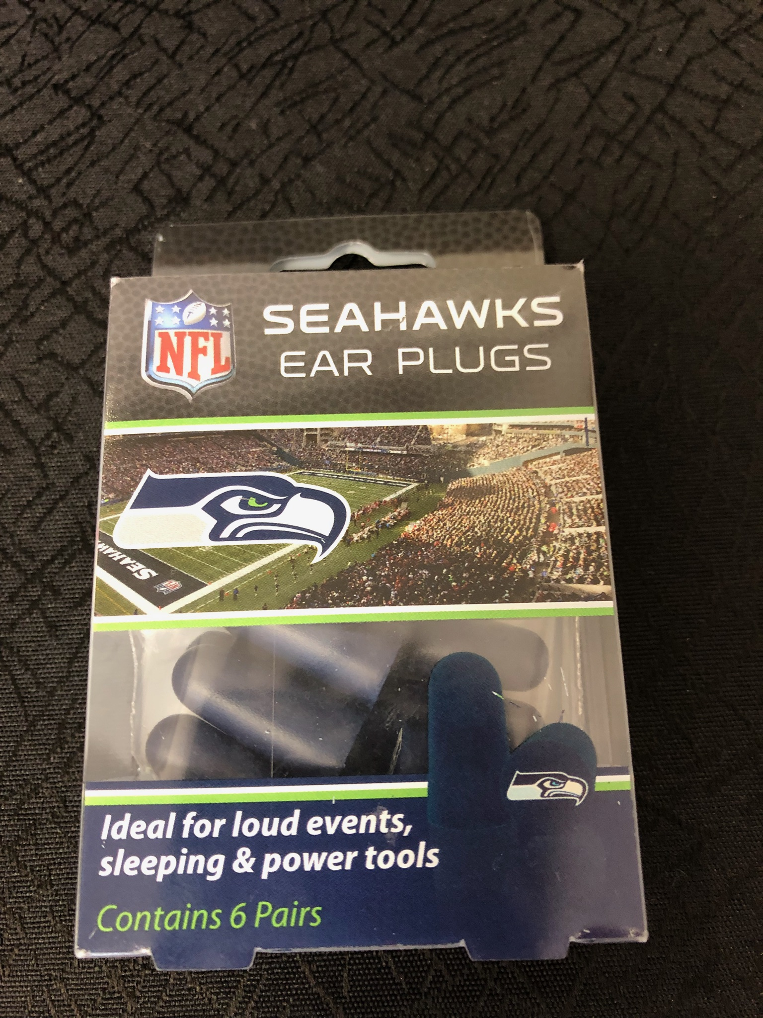 Seattle Seahawks - Earplugs