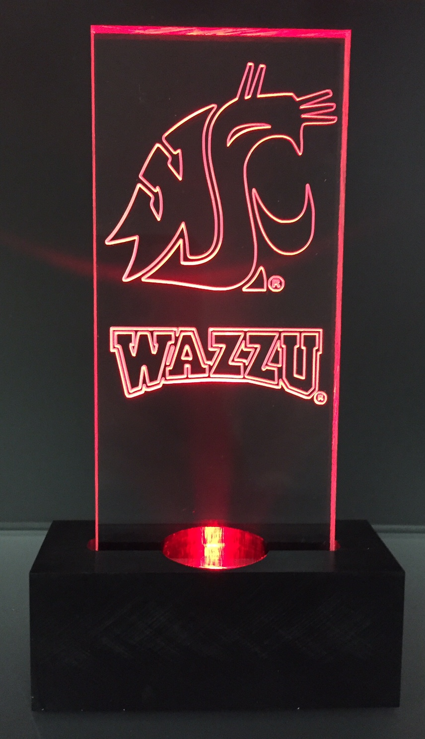 New Wazzu LED Sign