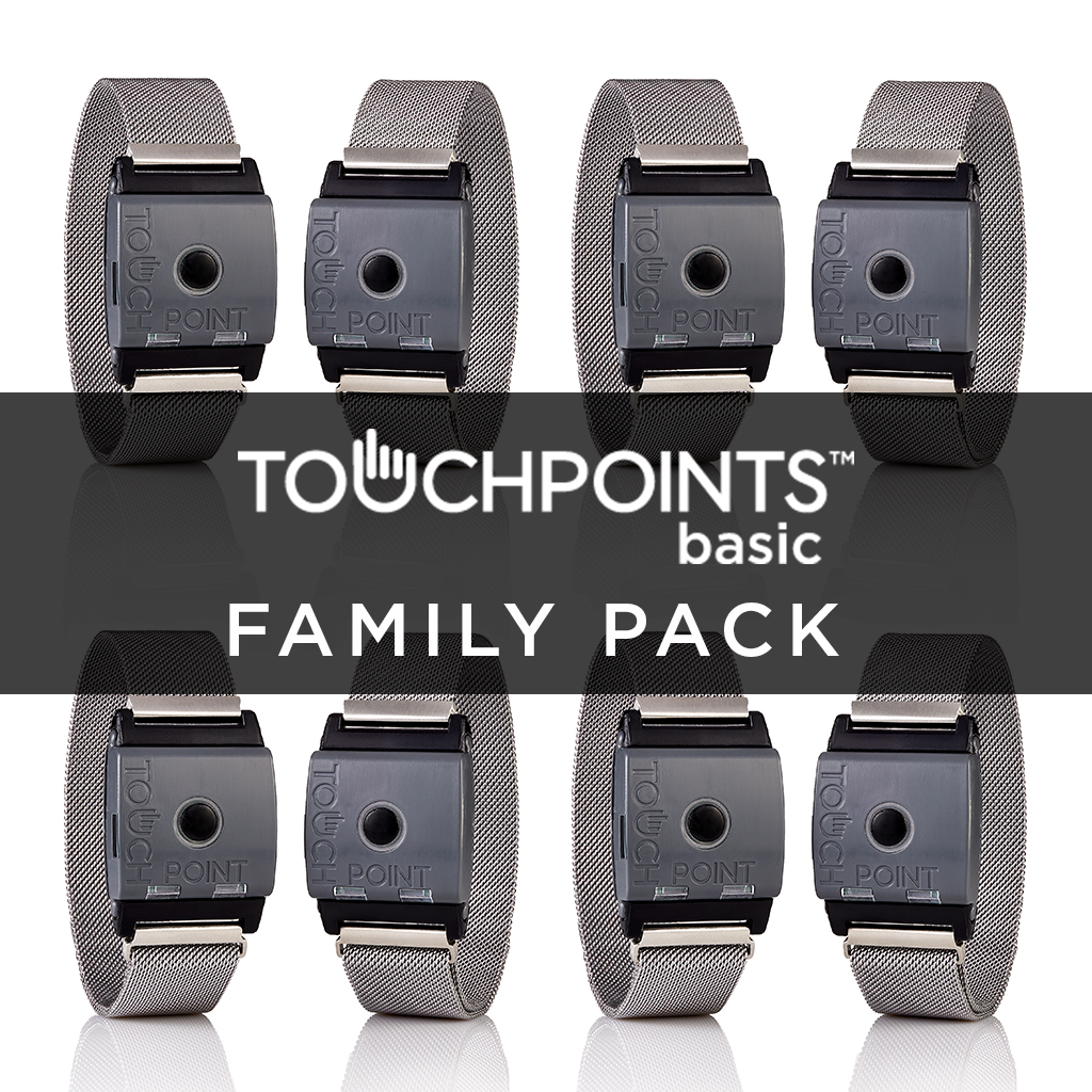 TouchPoints™ Basic 4 Pack
