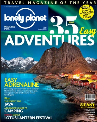 Lonely Planet Magazine 1 Year Subscription