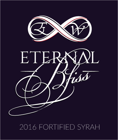 CASE SALE Eternal Bliss Fortified Syrah