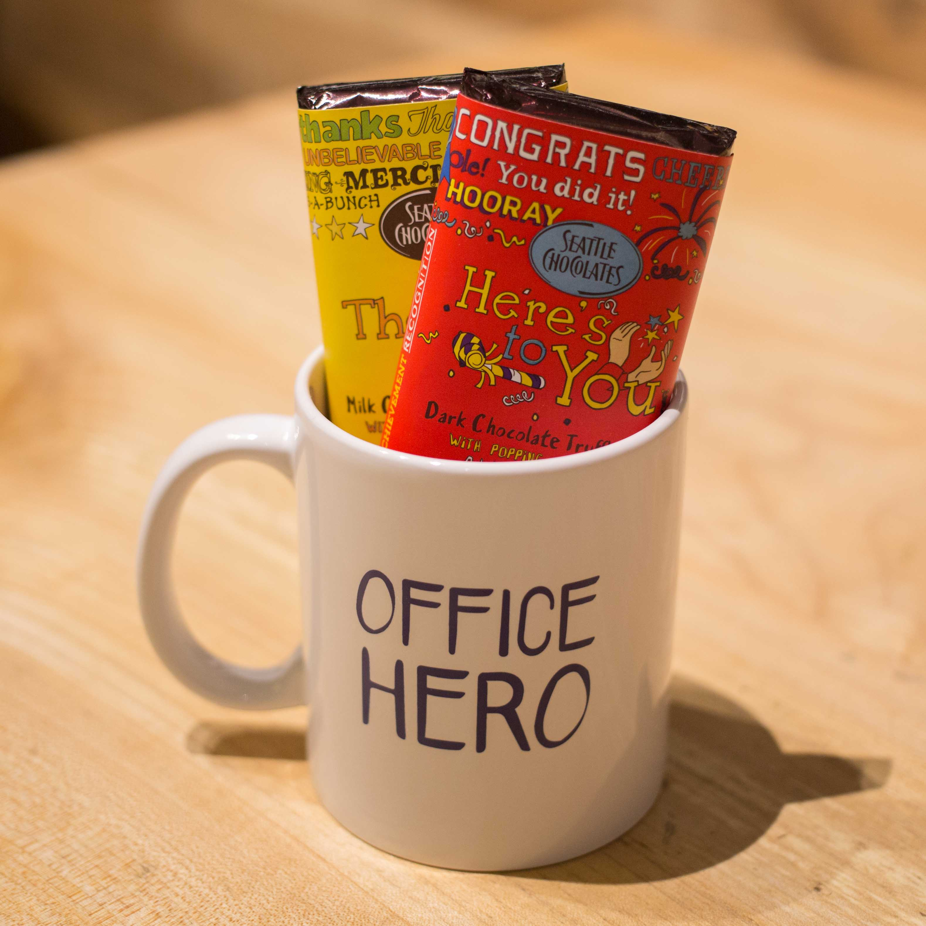 Office Hero Gift Mug