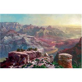 "Alexander Chen ""Grand Canyon Vista"" Limited Edition"