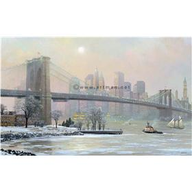 "Alexander Chen ""Brooklyn Bridge Camber"" Limited Edition"