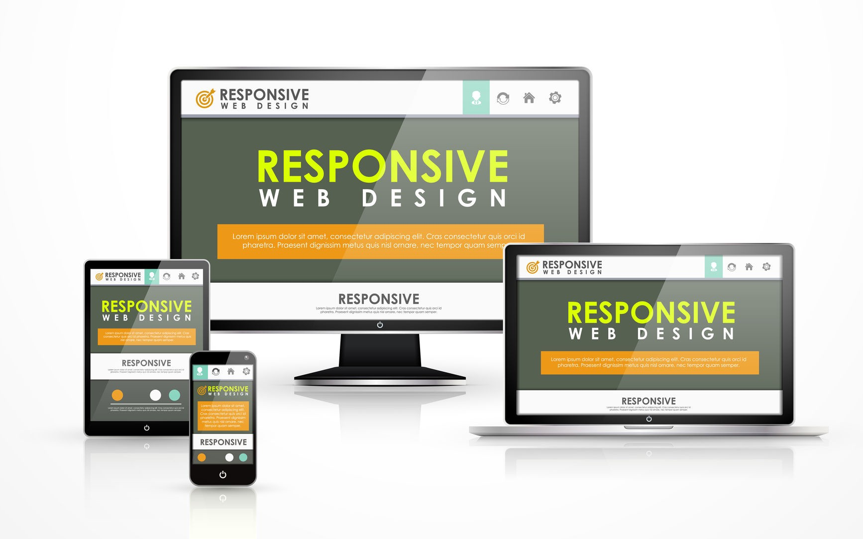 Stunning Responsive Website