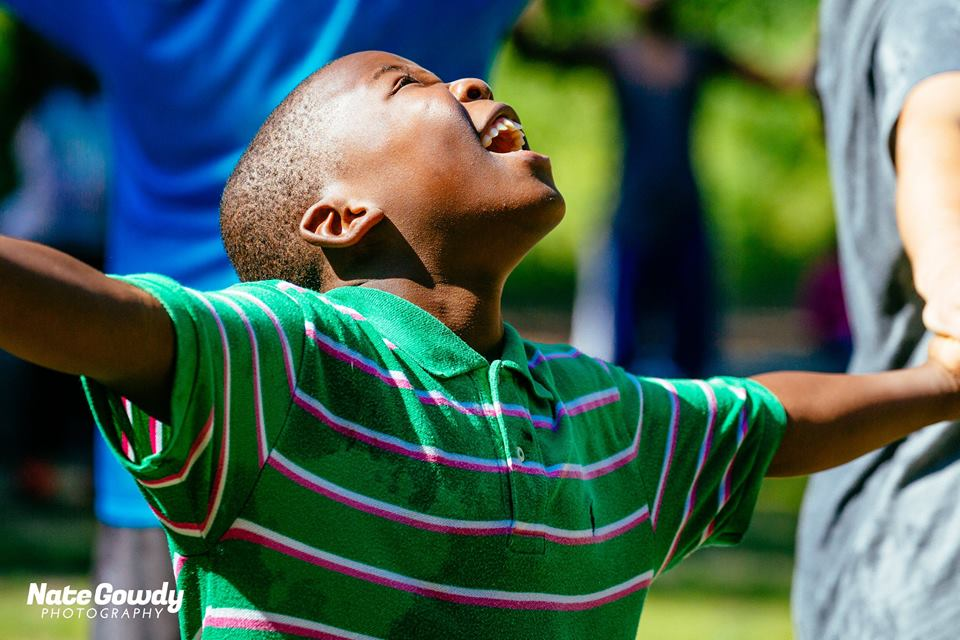 Sponsor a Child for 1 Week of Summer Camp!