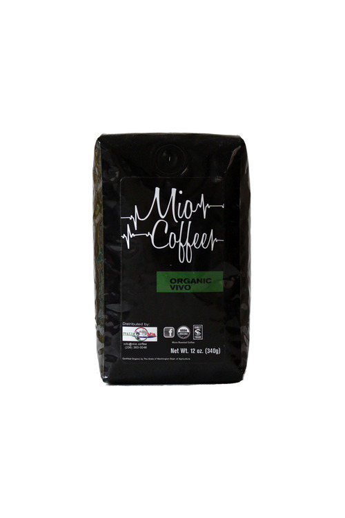 Whole Bean Organic Vivo 12oz