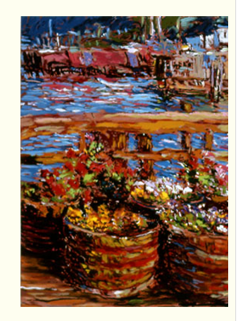 House Boat Flowers