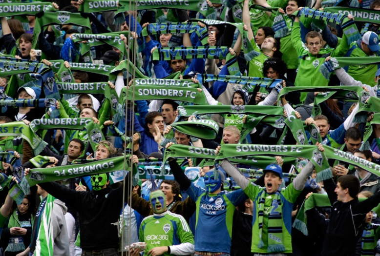 Sounders vs Montreal Impact - March 31st - 24 Ticket Suite